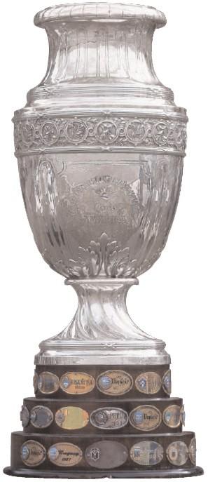 Trofeo Copa America - Copa America, Transparent background PNG HD thumbnail