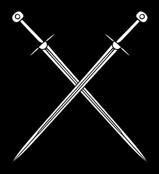 Crossed Swords PNG HD