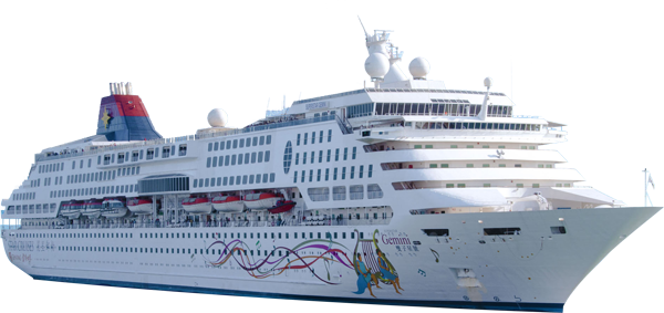 Cruise Ship Png Transparent Picture - Cruise Ship, Transparent background PNG HD thumbnail