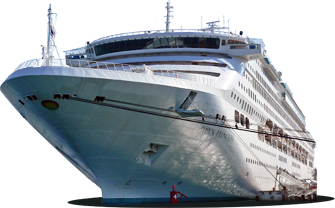 Cruise Ship Transfers - Cruise Ship, Transparent background PNG HD thumbnail