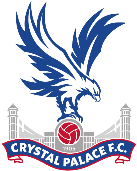 Crystal Palace Fc Png - File:crystal Palace Fc Logo.svg, Transparent background PNG HD thumbnail