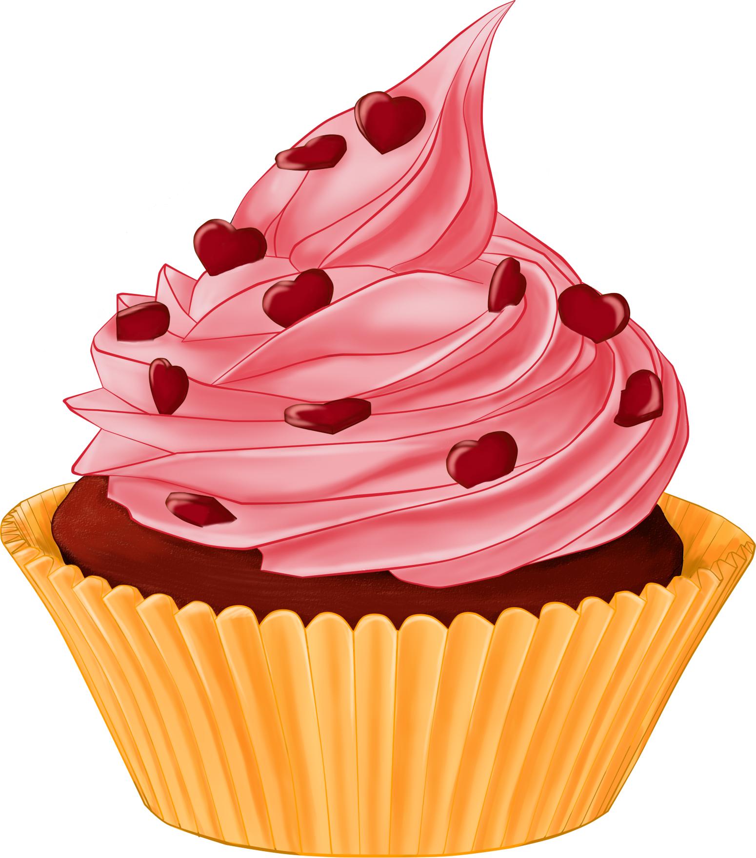 Cupcake PNG HD
