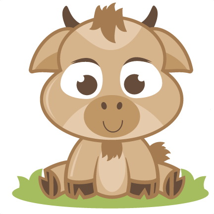 Cute Goat Png Hd - Baby Goat Svg Cutting File Baby Svg Cut File Free Svgs Free Svg Cuts Goat Svg Cut File Cute Clipart, Transparent background PNG HD thumbnail