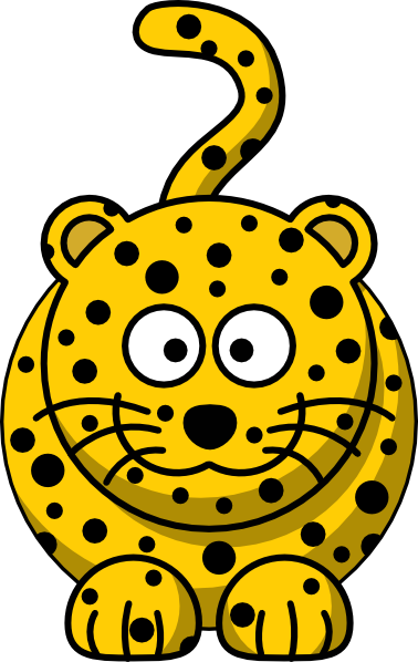 Png: Small · Medium · Large - Cute Leopard, Transparent background PNG HD thumbnail