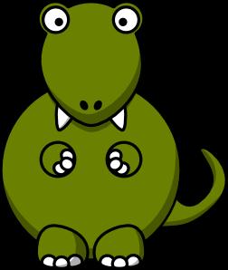 Cute T Rex PNG
