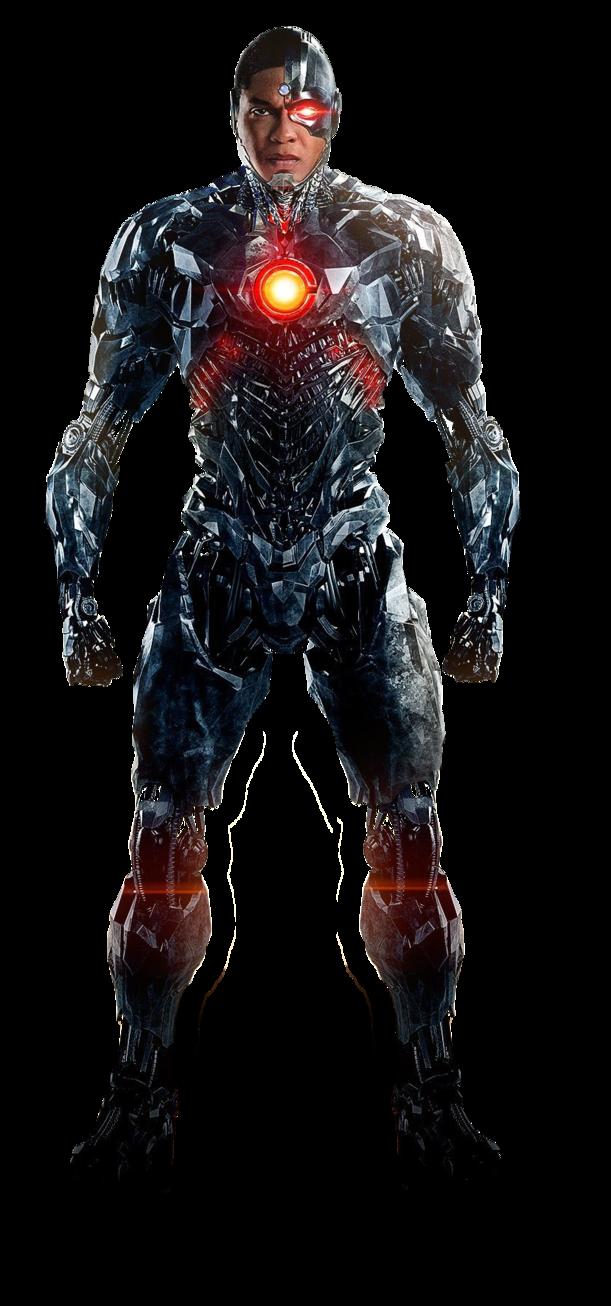 Cyborg PNG
