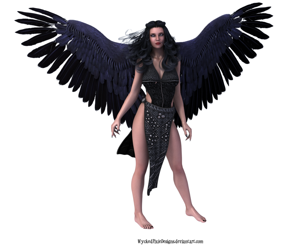 Dark Angel Png - Dark Angel Picture Png Image, Transparent background PNG HD thumbnail