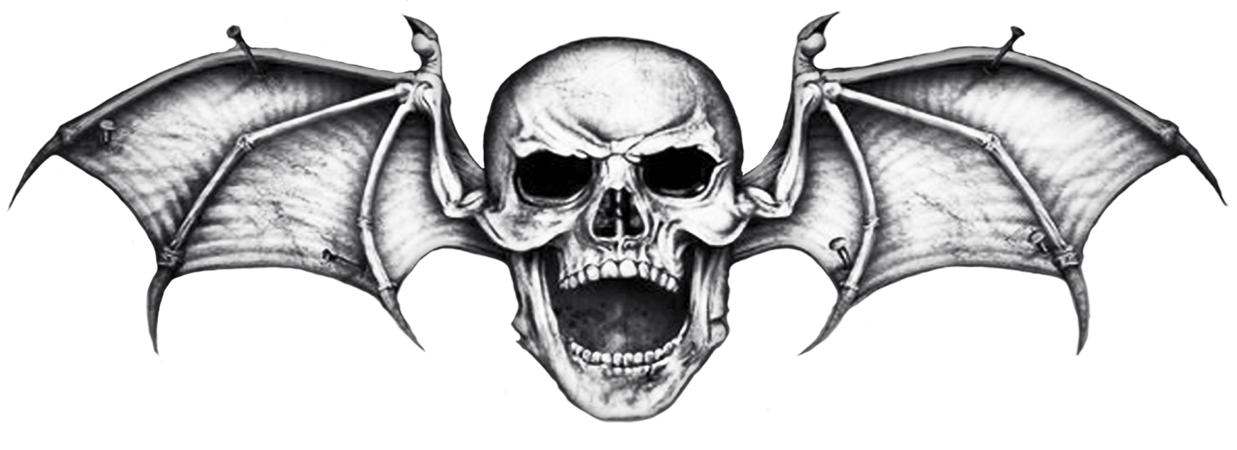 Deathbat A7X By Andrizky On Deviantart - Avenged Sevenfold, Transparent background PNG HD thumbnail