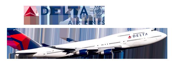 Ahorrar Hasta 30% Reservar Vuelo - Delta Airlines, Transparent background PNG HD thumbnail