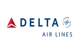 Delta Airlines - Delta Airlines, Transparent background PNG HD thumbnail