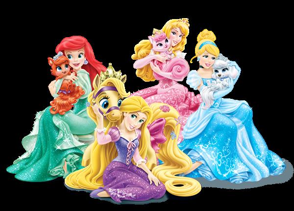 Disney Princess Png Image - Disney Princesses, Transparent background PNG HD thumbnail