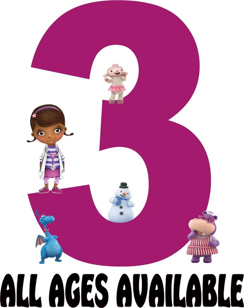 Doc Mcstuffins 2Nd Birthday Png - Doc Mcstuffins 2Nd Birthday Clipart   Clipartfest, Transparent background PNG HD thumbnail