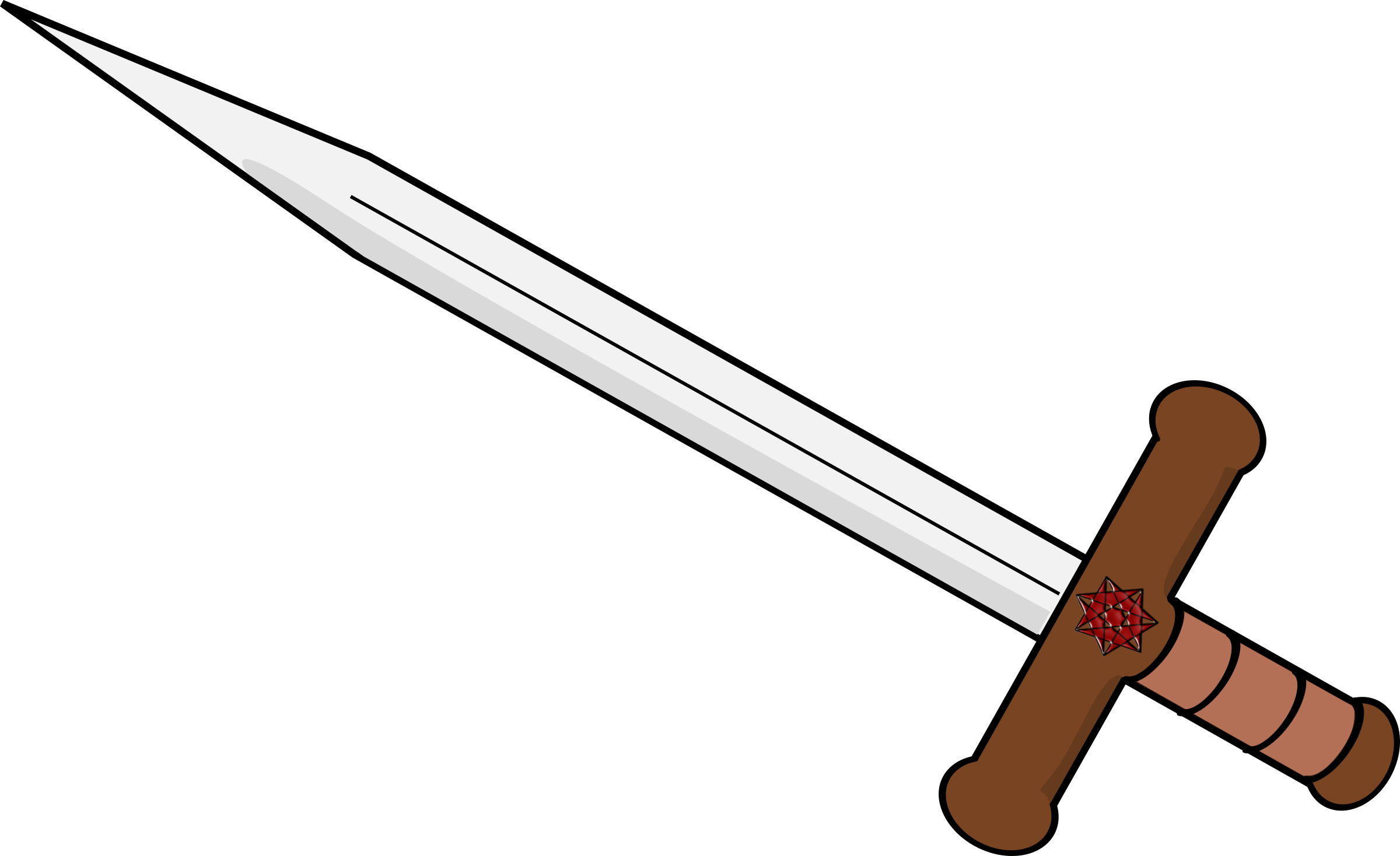 Double Edged Sword PNG