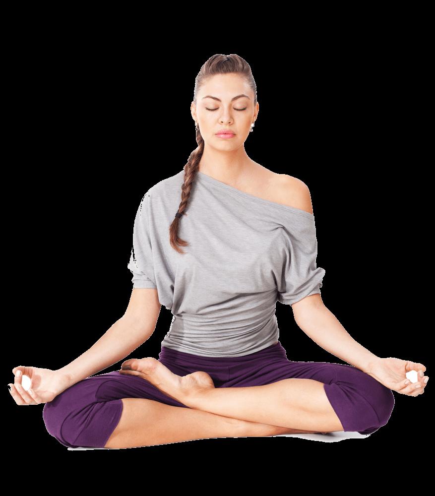 Download - Meditation, Transparent background PNG HD thumbnail