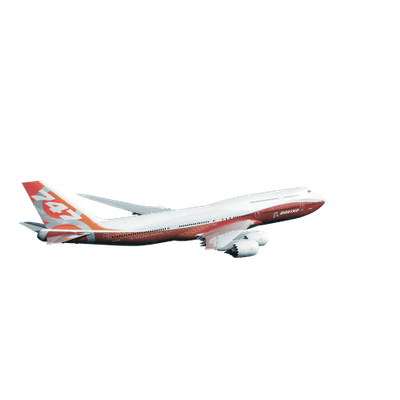 Download Boeing Logo Png - Boeing 747, Transparent background PNG HD thumbnail