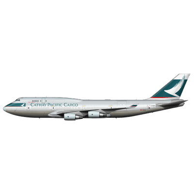 Download Boeing Logo Png - Cathay Pacific Boeing 747, Transparent background PNG HD thumbnail