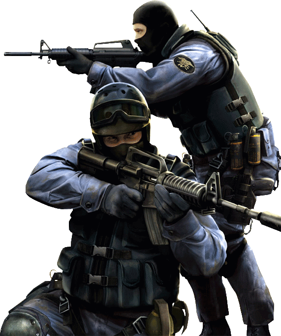 Counter Strike PNG