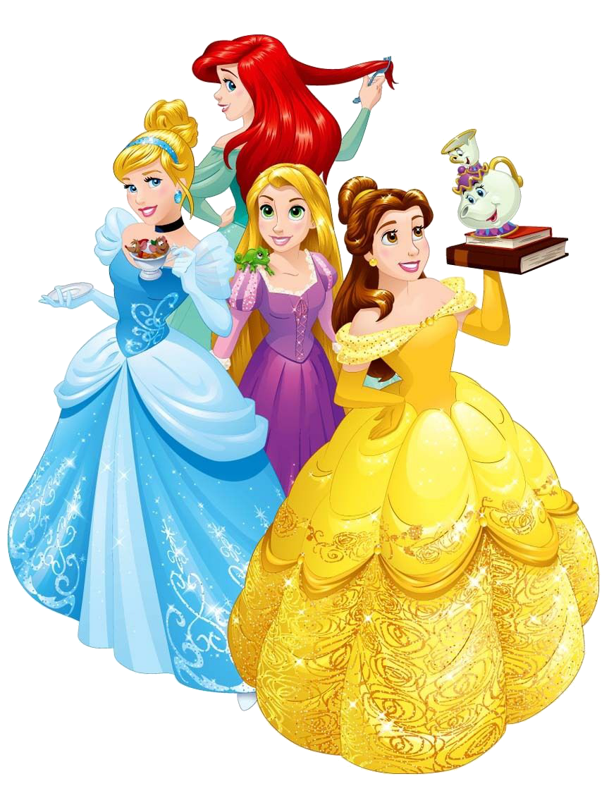 Dream Big Princess.png - Disney Princesses, Transparent background PNG HD thumbnail