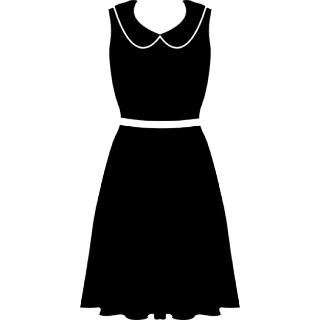 Dress - Clothes, Transparent background PNG HD thumbnail
