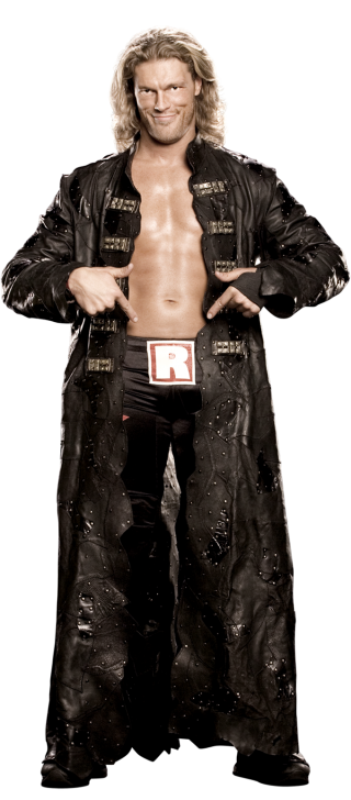 Edge - Wwe Christian Cage, Transparent background PNG HD thumbnail