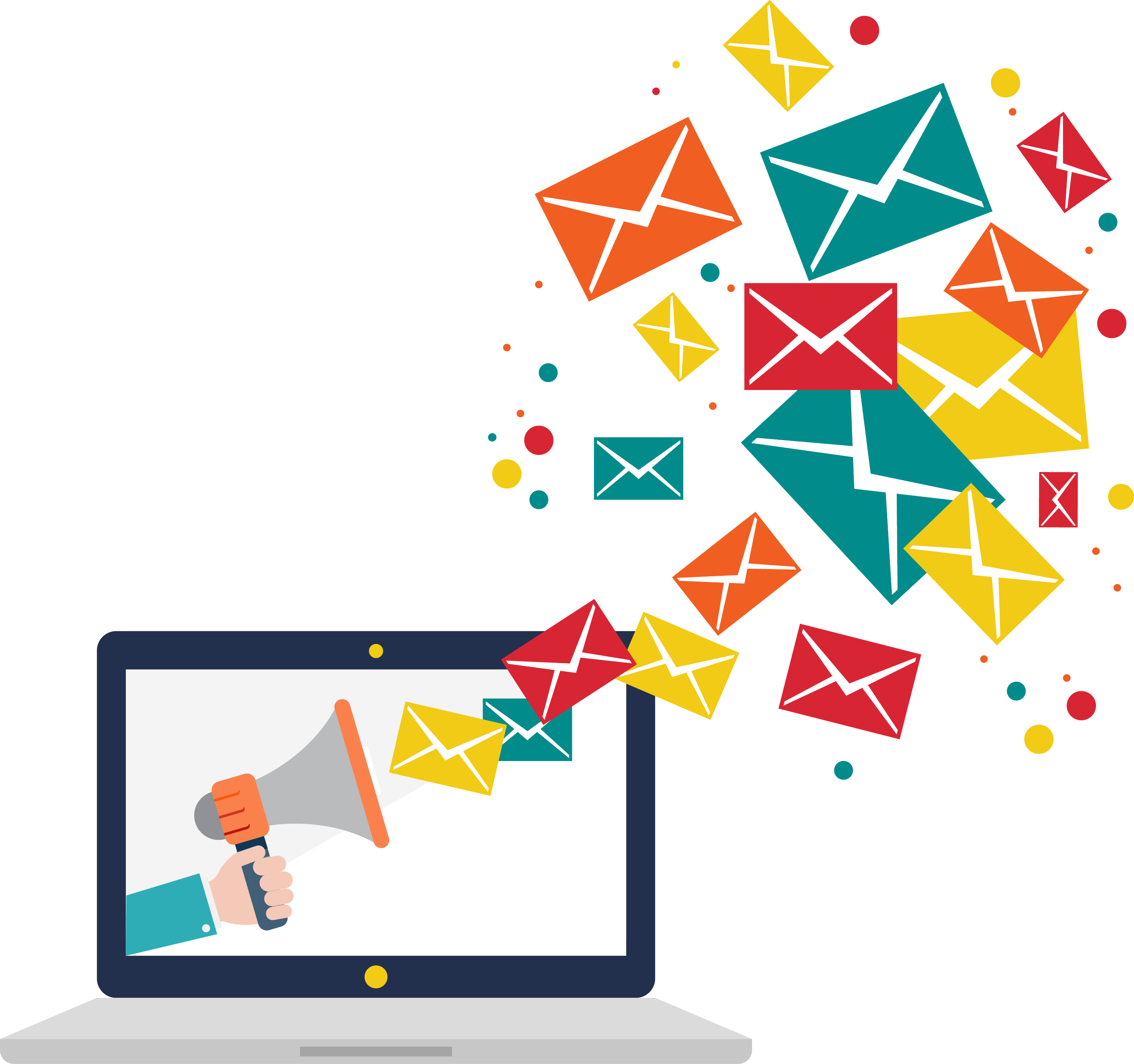 Email Marketing Png - Email Marketing, Transparent background PNG HD thumbnail