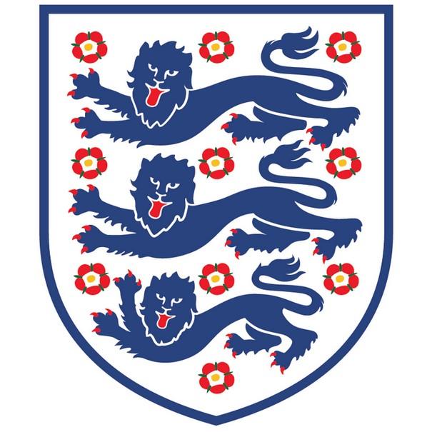 England National Football Team Vector PNG