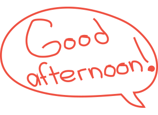 Enjoy The Taste U0026 Service - Good Afternoon, Transparent background PNG HD thumbnail