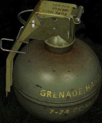 Explosive Grenade.png - Grenade, Transparent background PNG HD thumbnail