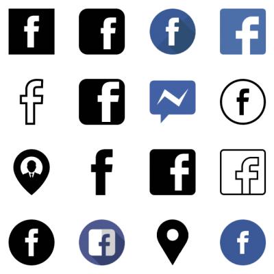 Facebook Logo Ai PNG