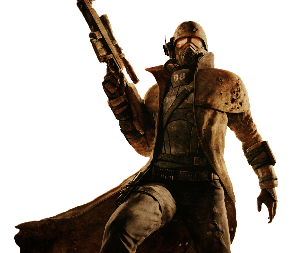 Fallout 4 Character - Fallout, Transparent background PNG HD thumbnail