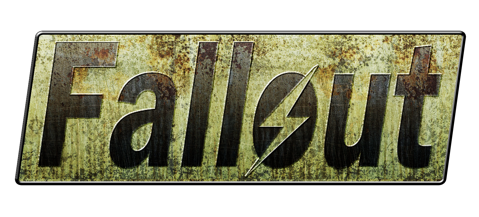 Fallout Title.png - Fallout, Transparent background PNG HD thumbnail
