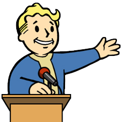 Outstanding Orator.png - Fallout, Transparent background PNG HD thumbnail