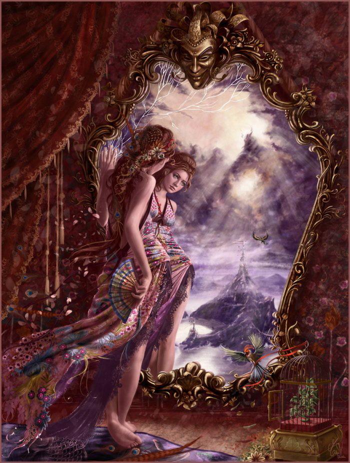 Fantasy Png K - Fantasy, Transparent background PNG HD thumbnail