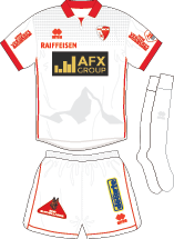 Away Kit 2016 2017. Fc Sion Hdpng.com  - Fc Sion, Transparent background PNG HD thumbnail