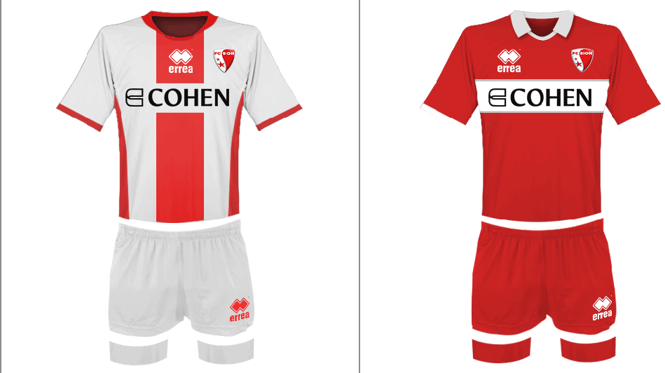 The Flagship Club From The Canton Of Valais Will Take Part In This Tournament For The 3Rd Consecutive Time, One Month After Winning The Swiss Cup For The Hdpng.com  - Fc Sion, Transparent background PNG HD thumbnail