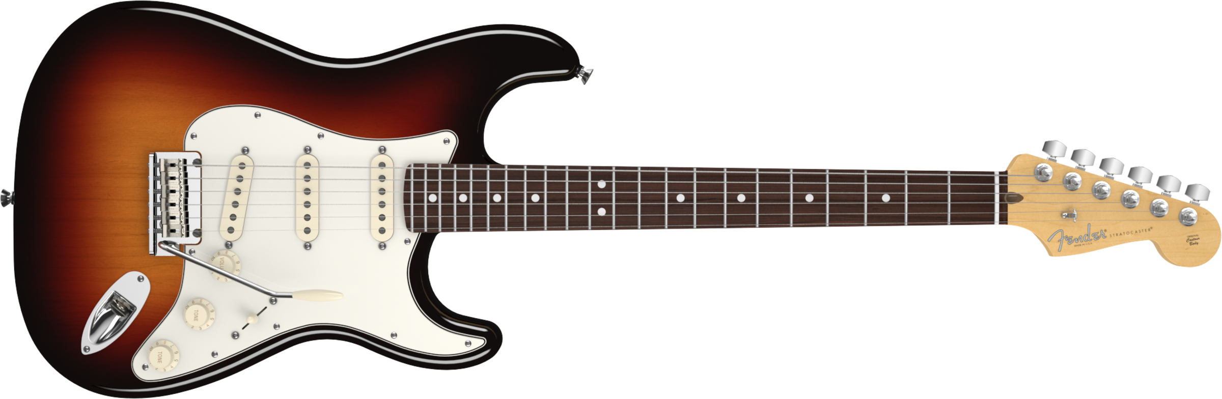 Fender Stratocaster To Play Jazz - Fender, Transparent background PNG HD thumbnail