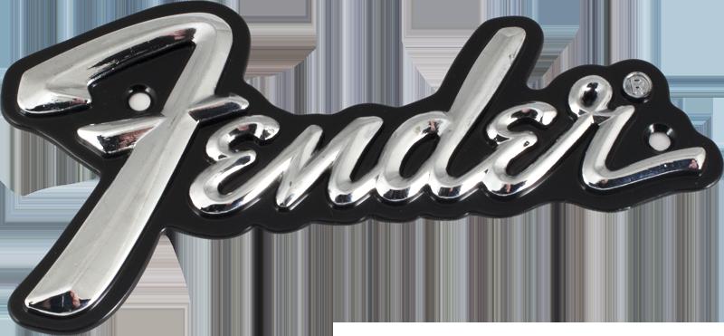 Logo   Fender, Cbs Image 1 - Fender, Transparent background PNG HD thumbnail