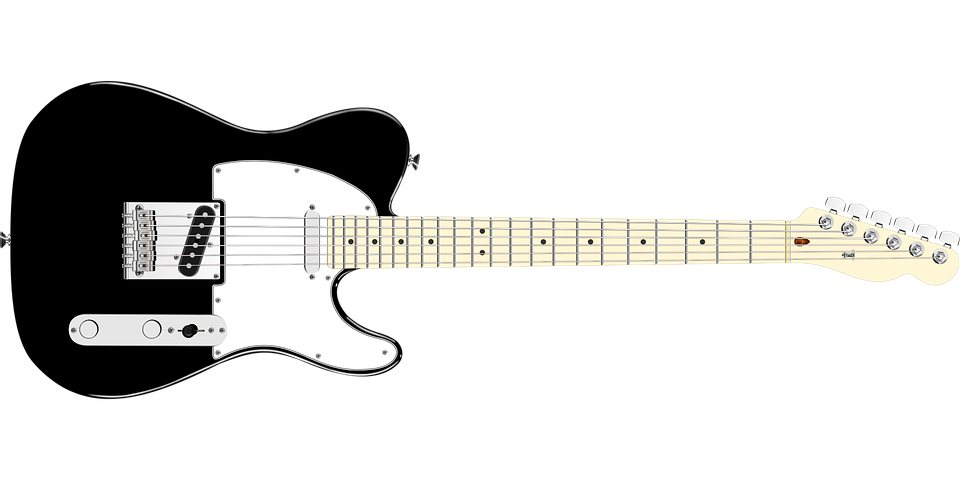 Music, Instrument, Guitar, Fender, Telecaster - Fender, Transparent background PNG HD thumbnail