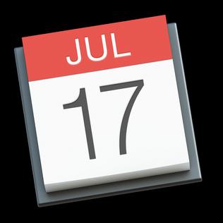 File:calendar Icon.png - Calendar, Transparent background PNG HD thumbnail