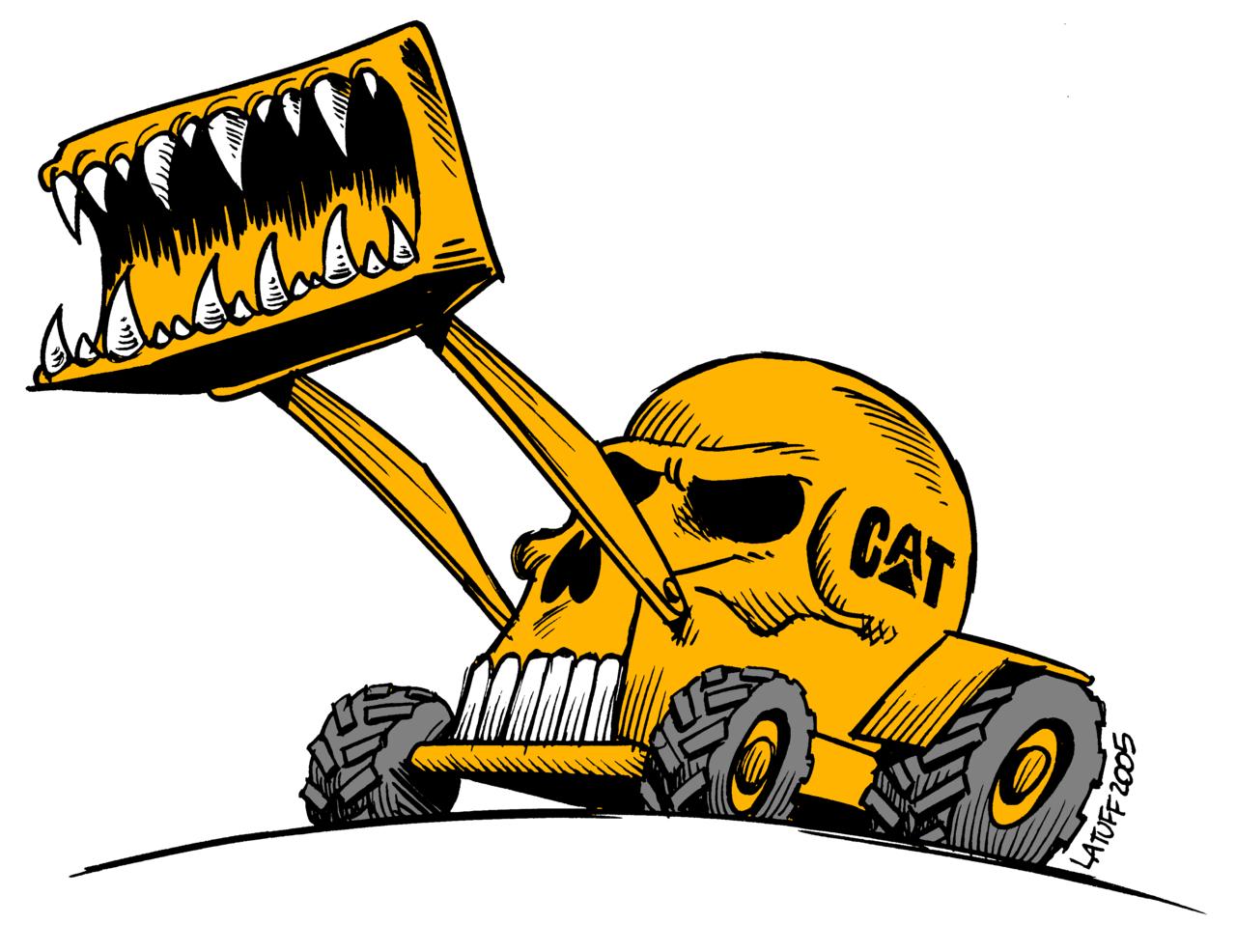 File:latuff Idf Caterpillar.png - Caterpillar, Transparent background PNG HD thumbnail