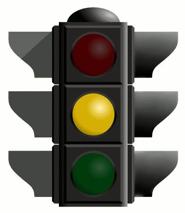 File:traffic Light Yellow 766495.png - Traffic Light, Transparent background PNG HD thumbnail
