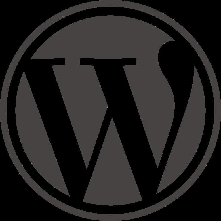 File:wordpress Logo.svg - Wordpress, Transparent background PNG HD thumbnail