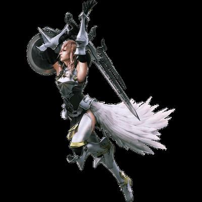 Final Fantasy Png - Final Fantasy Jump, Transparent background PNG HD thumbnail