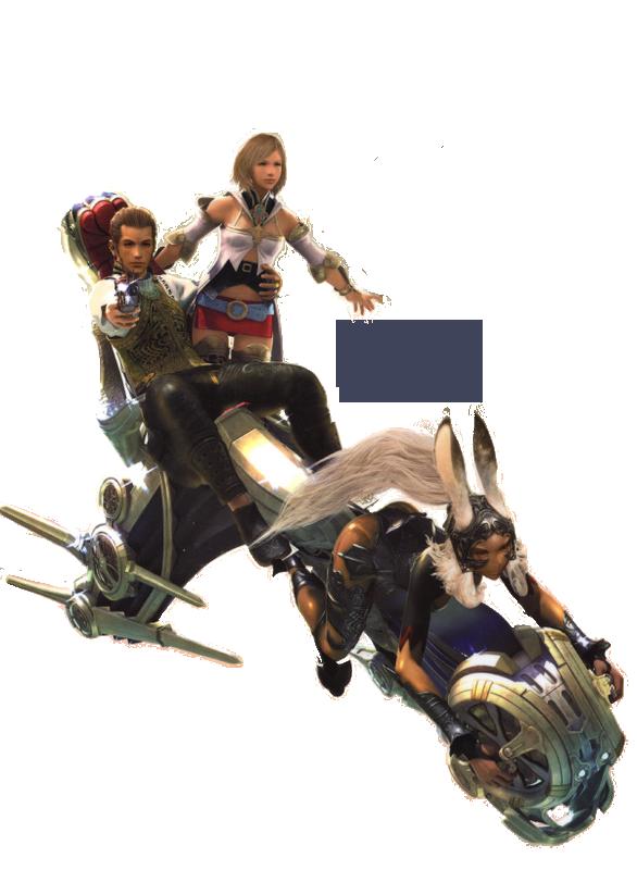 Final Fantasy Png Transparent Image - Fantasy, Transparent background PNG HD thumbnail