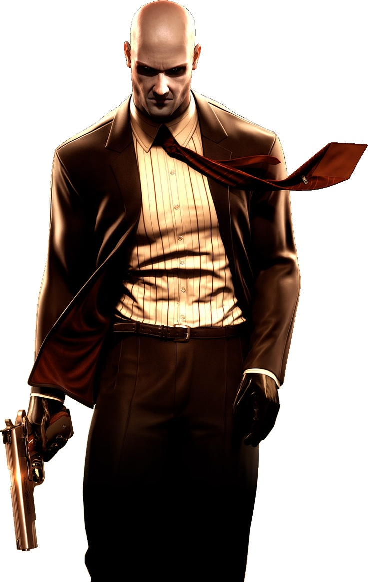 Find This Pin And More On Hitman By Sarahcm97. - Hitman, Transparent background PNG HD thumbnail