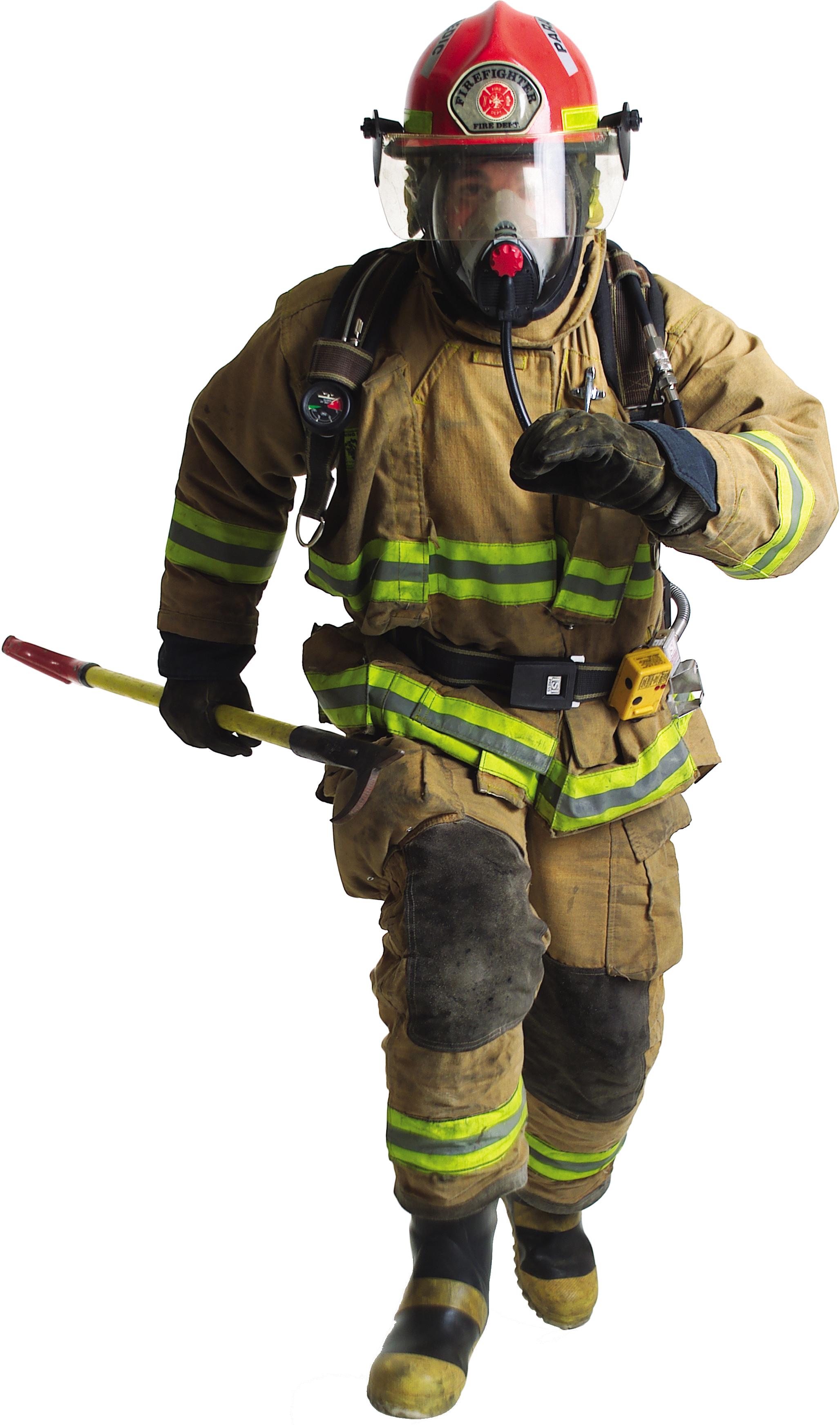 Fireman HD PNG