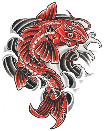 Fish Tattoos Free Png Image Png Image - Fish Tattoos, Transparent background PNG HD thumbnail