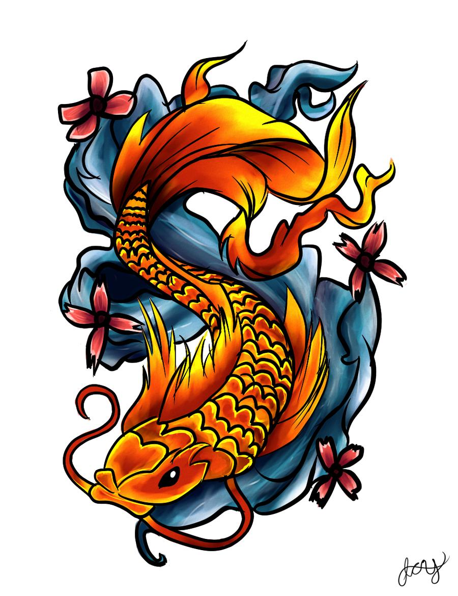 Fish Tattoos Transparent Png Image - Fish Tattoos, Transparent background PNG HD thumbnail