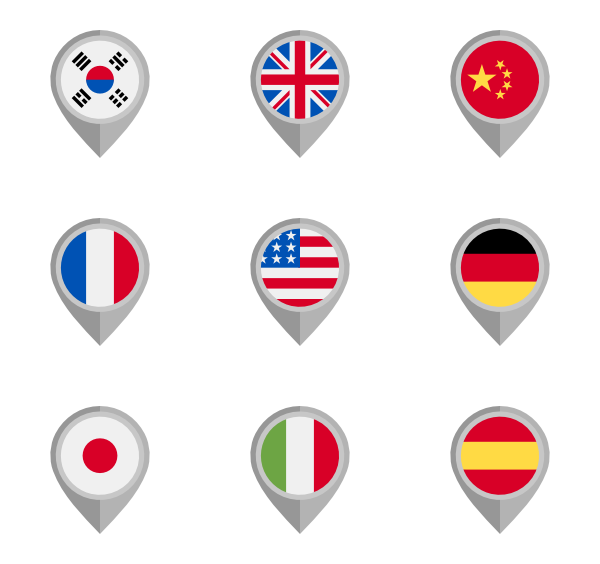 Country Flags - Flag, Transparent background PNG HD thumbnail