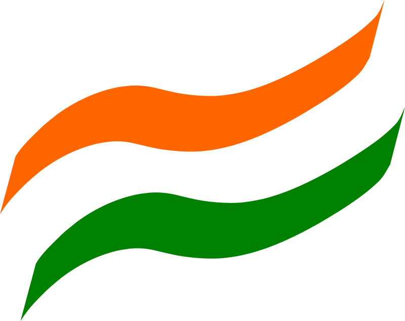 Download Png Image   India Flag Png File - Flag, Transparent background PNG HD thumbnail